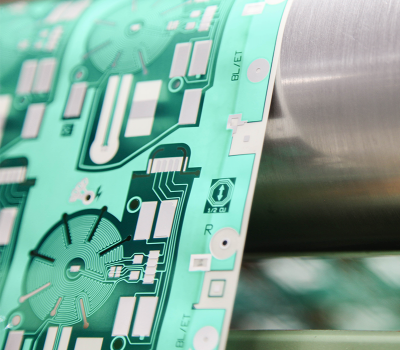 Printed Electronics - Human Machine Interface